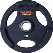 10Kg Urethane Olympic Plate with handles