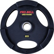 20Kg Urethane Olympic Plate with handles