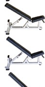 Auto Adjustable Bench Positions