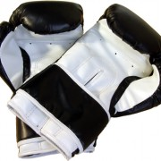 Boxing Mitts Black Gymwarehouse