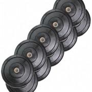 Bumper Plates – Set – 150Kg