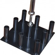 Commercial Bar Holder