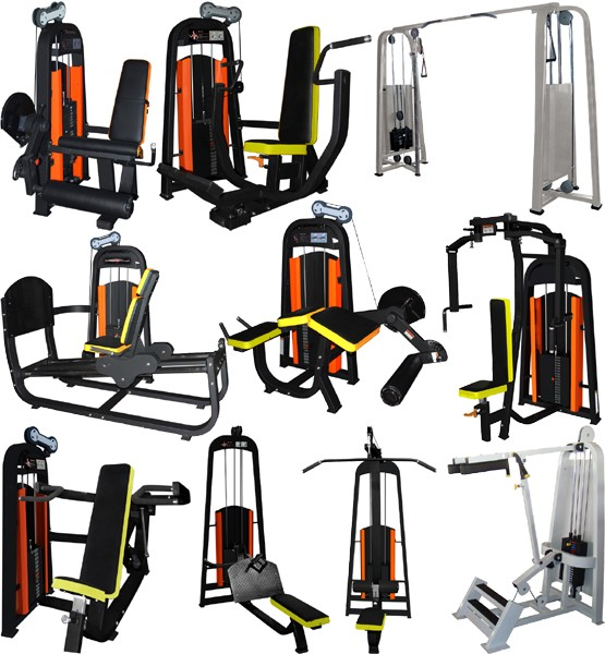 Commercial Gym Resistance Machines Package Gymwarehouse