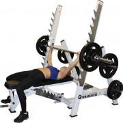 Commercial Ultra Versatile Bench Rack System 13