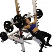 Commercial Ultra Versatile Bench Rack System 14