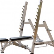 Commercial Ultra Versatile Bench Rack System 2