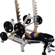 Commercial Ultra Versatile Bench Rack System 6