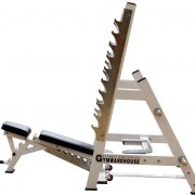 Commercial Ultra Versatile Bench Rack System 7