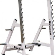 Commercial Ultra Versatile Bench Rack System 8