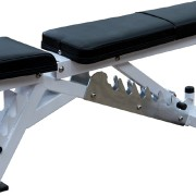 Commercial Ultra Versatile Bench Rack System 9