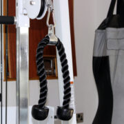 Double Triceps Rope 4