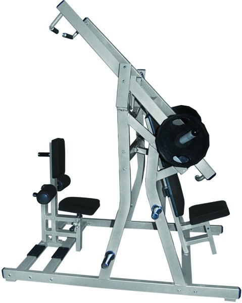 Dual ISO Chest Press Lat Pull Commercial