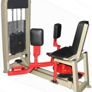 Dual Purpose Adductor , Abductor Machine Commercial