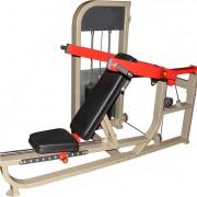 Dual Purpose Chest Press, Shoulder Press Machine Commercial