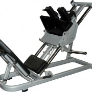 Dual Purpose Hack Squat, Leg Press Machine Commercial