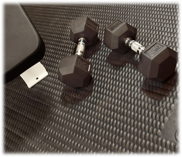 EVA GYM FLOORING