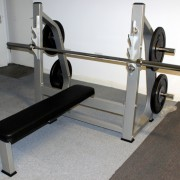Flay Oly Bench Gymwarehouse