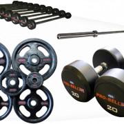 Free Weights Gymwarehouse