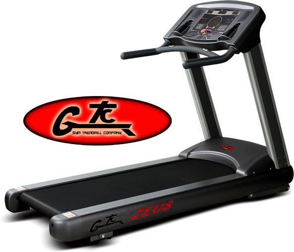 School Gym Treadmill