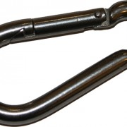 Gym Cable Clip Carabena