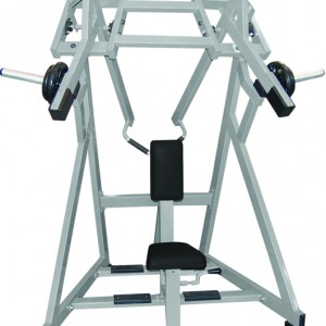 ISO LAT Lever Row Gymwarehouse