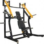 ISO Lat Incline Press Gymwarehouse