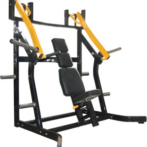 ISO Lat Incline Press Gymwarehouse