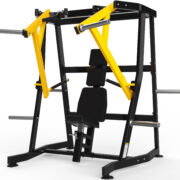 Iso Lat Decline Chest Press