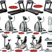 Large Cardio Gym Pack Gymwarehouse