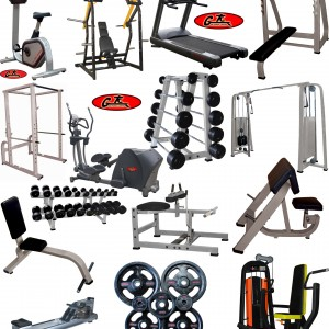Large Complete Gym Package
