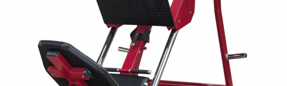 New Spec Plate Loaded Leg Press