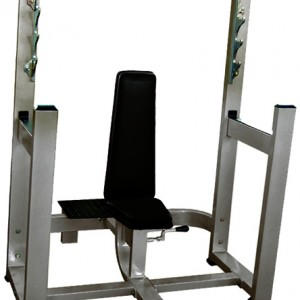 Olympic Anterior Shoulder Press Bench