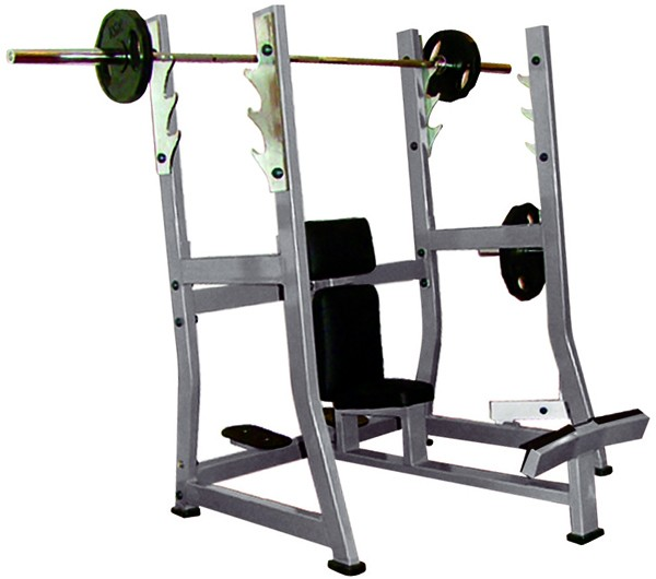 Olympic Military Shoulder Press Bench