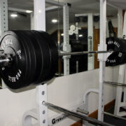 Olympic Pro Bell Rubber Bumper Plates