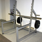 Olympic Squat Rack. Gymwarehousejpg