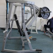 Plate Loaded Decline Chest Press 2