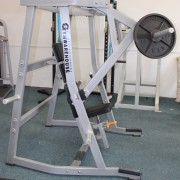 Plate Loaded Decline Chest Press 3