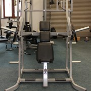 Plate Loaded Incline Chest Press 2