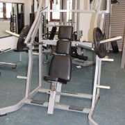 Plate Loaded Incline Chest Press 3
