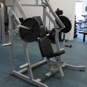Plate Loaded Incline Chest Press 4