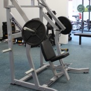 Plate Loaded Incline Chest Press 5