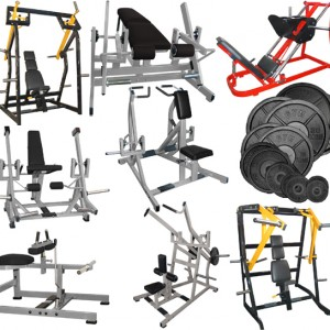 Plate Loading Gym Pack Gymwarehouse
