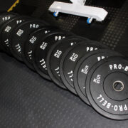 Pro Bell Rubber Bumper Plates