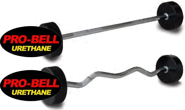 Pro-Bell USC PU Fixed Barbells