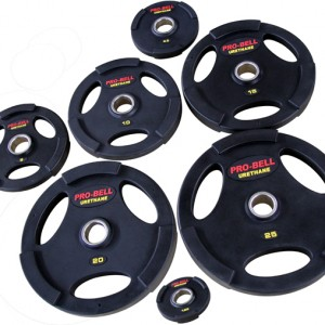 Urethane Olympic Plates Package