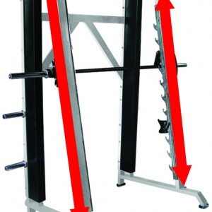 Heavy Duty Smith Machine Rectangular and Obround