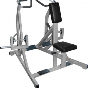 Iso Lateral Rowing - Seated Row