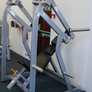 Iso LAt Shoulder Press