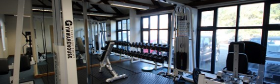 The Strength Room!