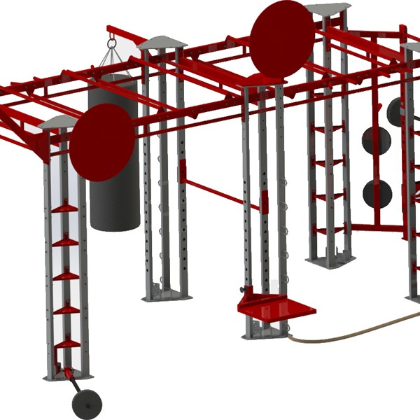 Extra Large Gym Training Rig - A